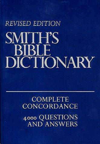 Download Smith's Bible Dictionary