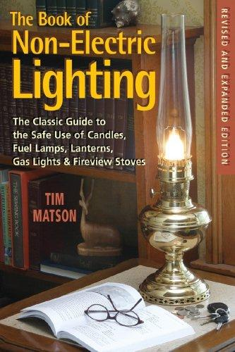 Download The Book of Non-Electric Lighting