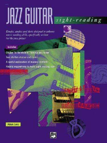Download Jazz Guitar Sight-reading