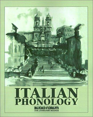 Italian Phonology (text only) (Open Library)