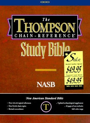 Download Thompson Chain-Reference Study Bible
