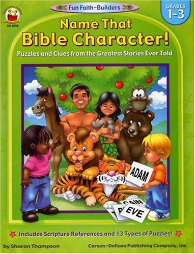 Name That Bible Character!