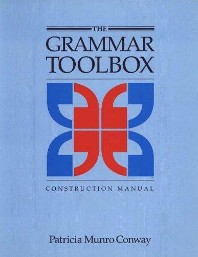 Download The Grammar Toolbox