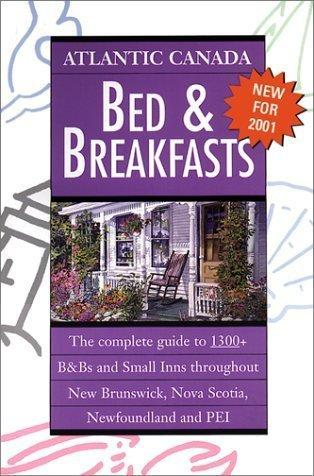 Download Atlantic Canada Bed & Breakfasts
