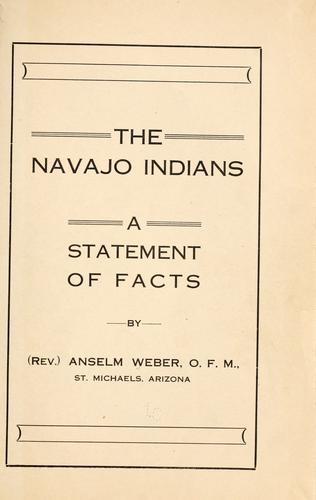 The Navajo Indians