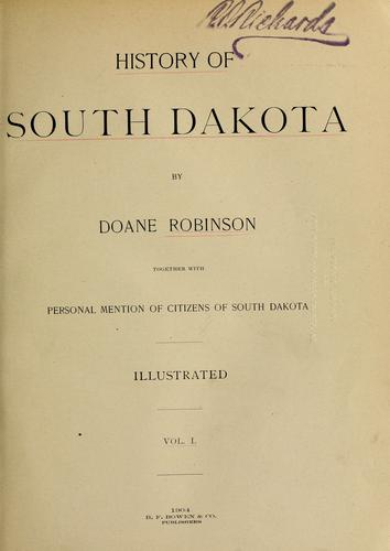 Download History of South Dakota