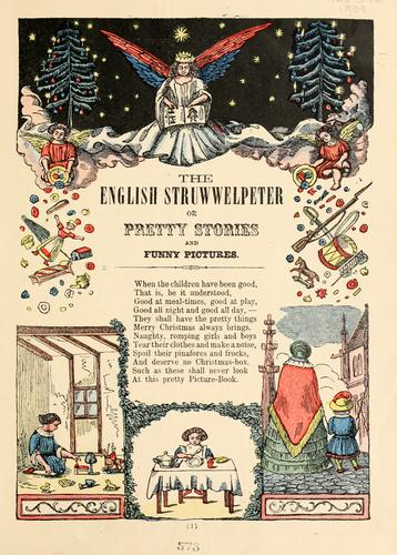 Download The English Struwwelpeter, or, Pretty stories and funny pictures