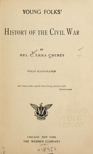 Download Young folks' history of the civil war.