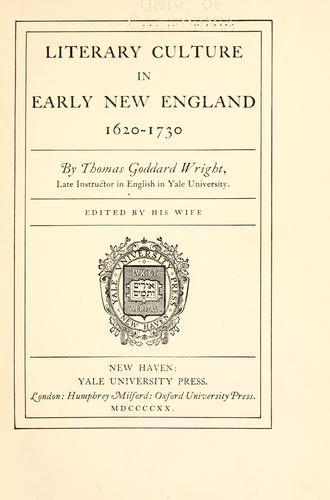 Download Literary culture in early New England, 1620-1730