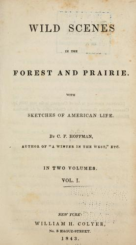 Download Wild scenes in the forest and prairie.