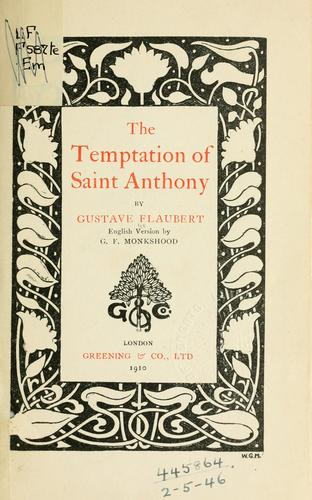 The temptation of Saint Anthony.