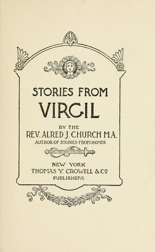 Stories from Virgil.