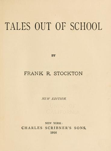 Download Tales out of school