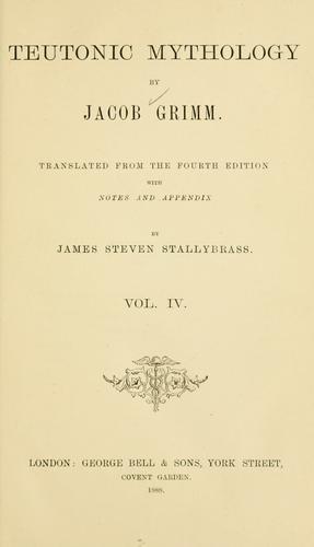Download Teutonic mythology