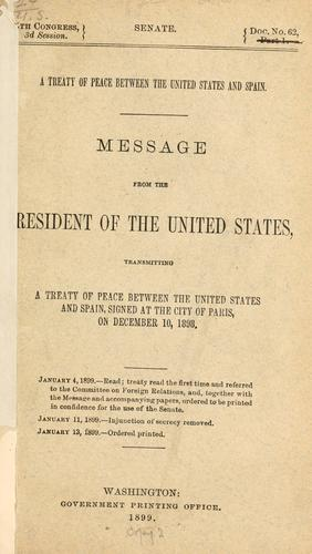 Download A treaty of peace between the United States and Spain.