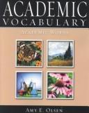 Download Academic Vocabulary