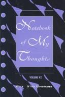 Download Notebook of My Thoughts