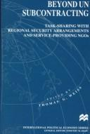 Beyond UN Subcontracting