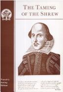 Taming of the Shrew (French Acting Edition) by William Shakespeare
