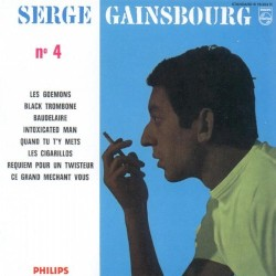 N°4 by Serge Gainsbourg