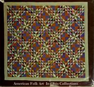 Cover of: American folk art in Ohio collections | Robert M. Doty