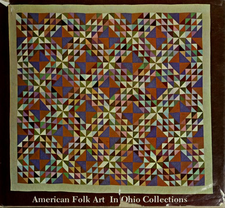 American folk art in Ohio collections by Robert M. Doty