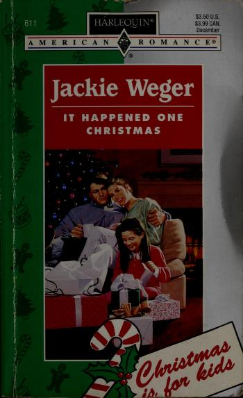 Cover of: It Happened One Christmas | Jackie Weger