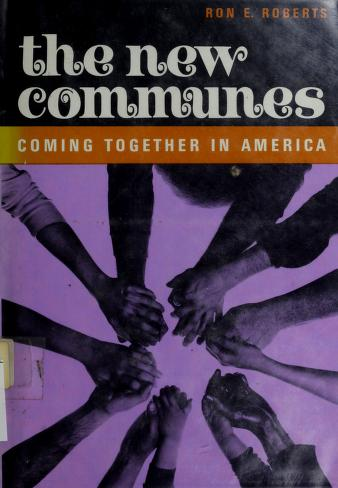 Cover of: The new communes | Ron E. Roberts