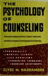 Cover of: The psychology of counseling