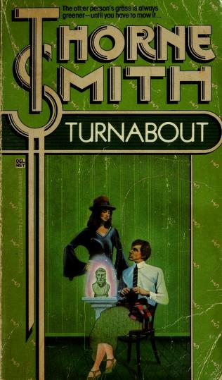 Cover of: Turnabout | Thorne Smith