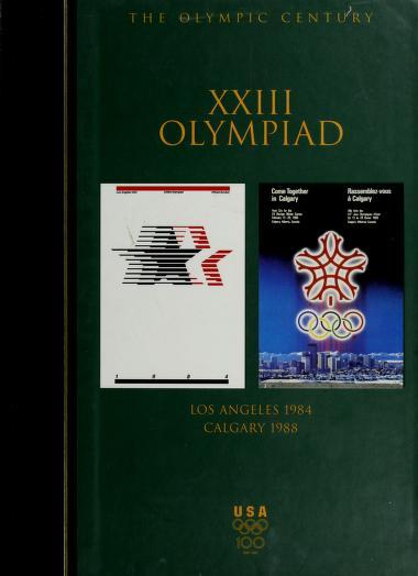The XXIII Olympiad by Ellen Galford