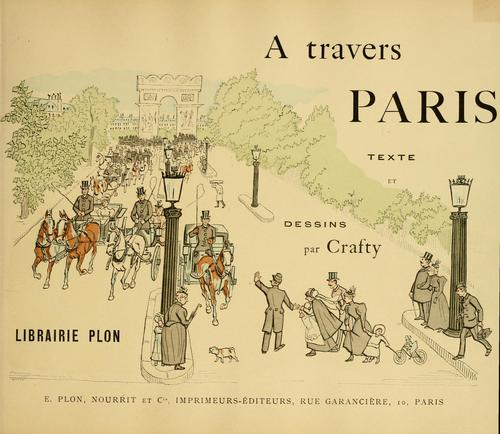 A travers Paris by Crafty