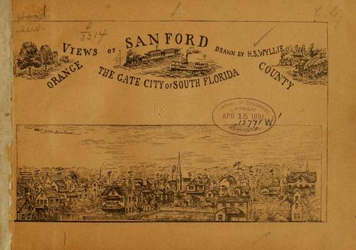 Views of Sanford, Orange county by Henry Shaw Wyllie