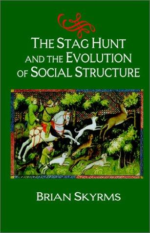 The Stag Hunt and the Evolution of Social Structure