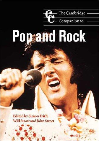 The Cambridge Companion to Pop and Rock (Cambridge Companions to Music) by