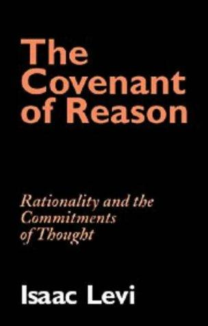 The covenant of reason by Isaac Levi