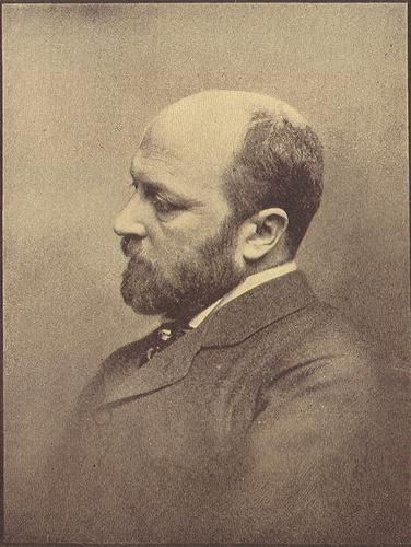 Photo of Henry James, Jr.