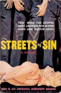 Streets of Sin by Robert Silverberg