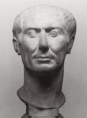 Photo of Julius Caesar
