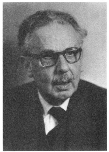 Photo of Ludwig Binswanger