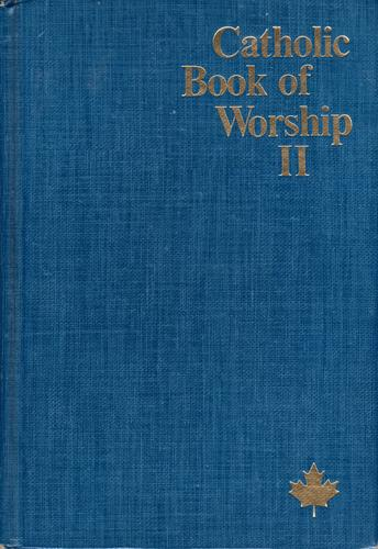 Catholic book of worship II by