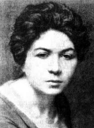 Photo of Alfonsina Storni