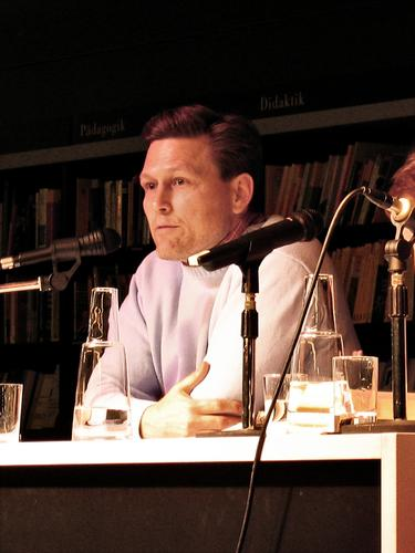 Photo of David Baldacci