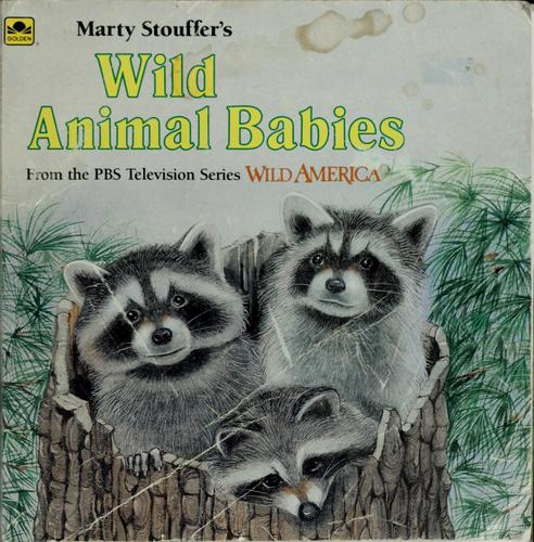 Wild Animal Babies by Golden Books, Rita Walsh