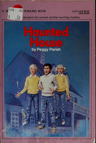 Haunted house by Peggy Parish