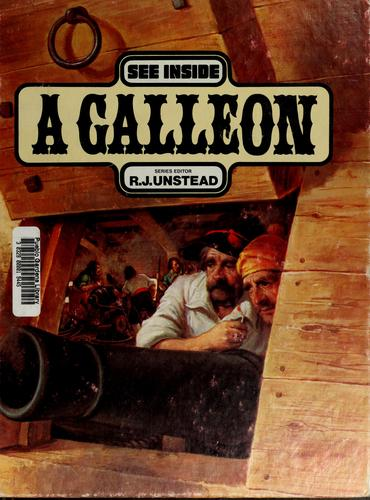See inside a galleon by Jonathan Rutland