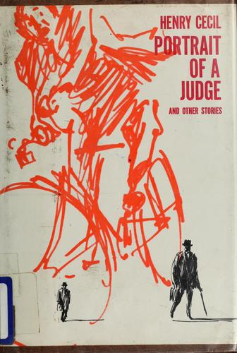 Portrait of a judge, and other stories
