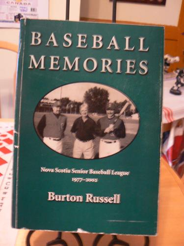 Baseball Memories by Burton Russell