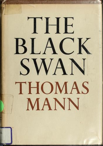 The black swan by Thomas Mann