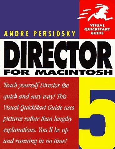 Director 5 for Macintosh by Andre Persidsky